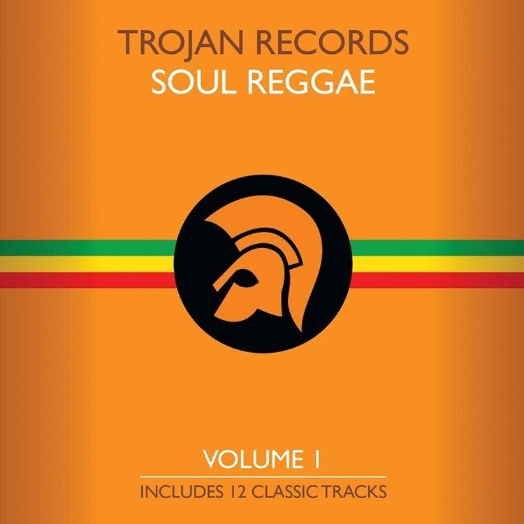Trojan Records Presents The Best Of Soul Reggae Volume 1 - Various Artists on LP Reggae Vinyl