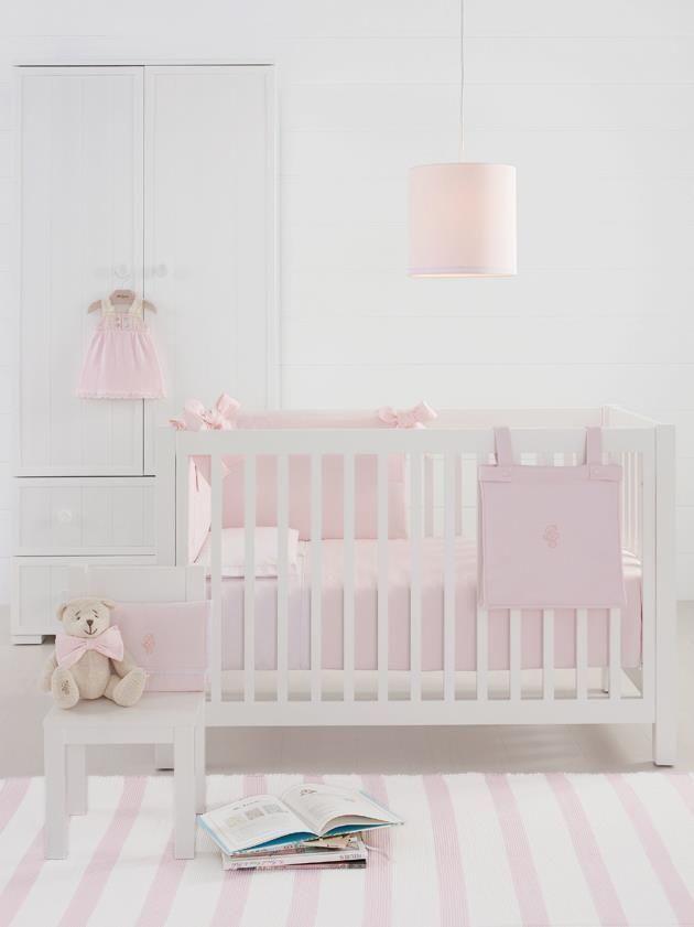 Habitacion pili carrera en rosa 400x533 photo cuartos - Habitaciones nina bebe ...