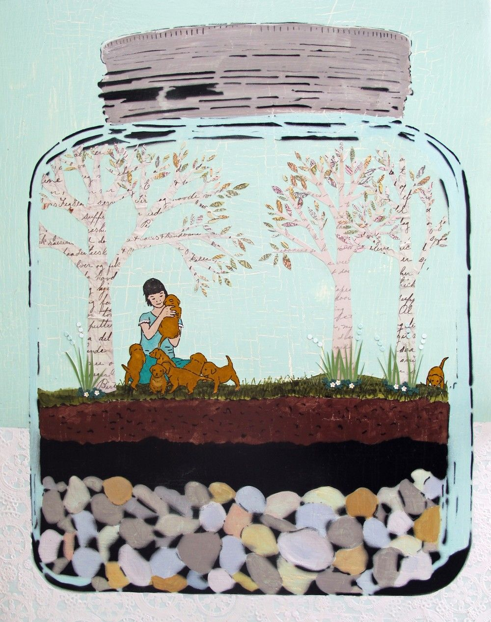 Fill an empty jar th grade pinterest amy rice and illustrations