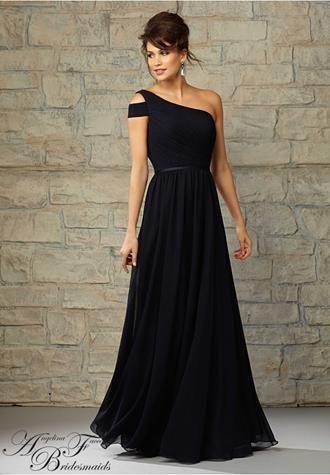 Abendkleid/Brautjungfernkleid v. MoriLee | Abendkleider | Pinterest ...