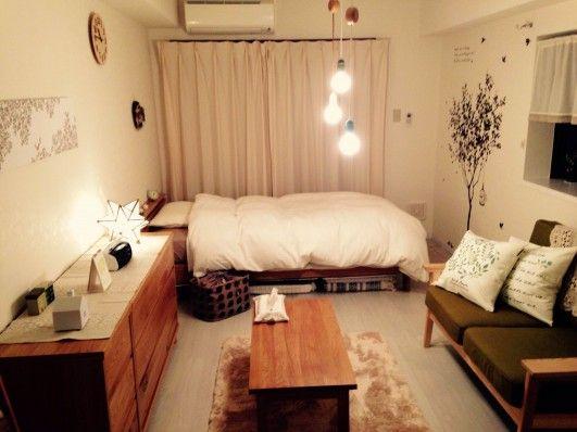 画像 必見 超 おしゃれな寝室 ベッドルームまとめ300 インテリア 雑貨 Naver まとめ 8畳 インテリア 6畳 インテリア インテリア