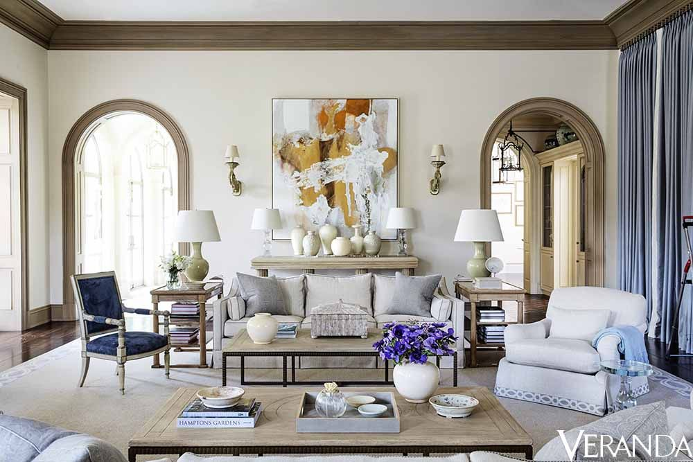 House Tour A Timeless Texas Mansion Defies Convention At Every