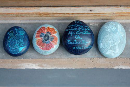 decorative rocks