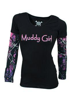 Under Armour Girls Attitude Long Sleeve T-Shirt