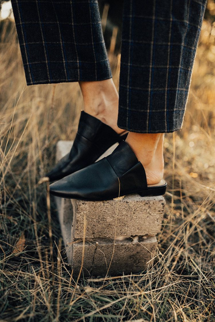 f7a074212a5b Free People Sienna Slip-On Loafer in Black