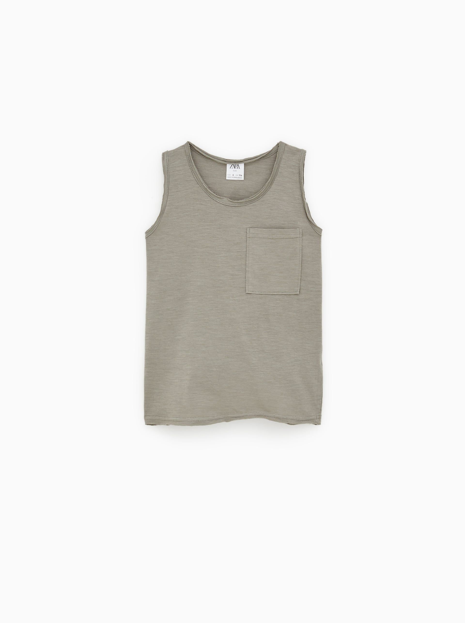 4e84dba93ee BASIC POCKET T-SHIRT - Item available in more colors