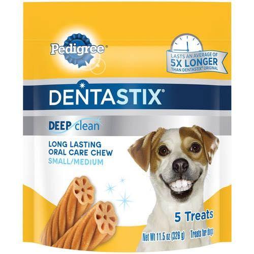 Nice Get Pedigree Dentastix Free At Dollar Tree Dog Treats