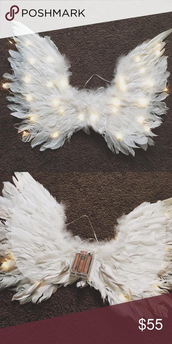 Light Up Angel Wings Angel Halloween Costumes Victoria Secret Angel Costumes Angel Costume