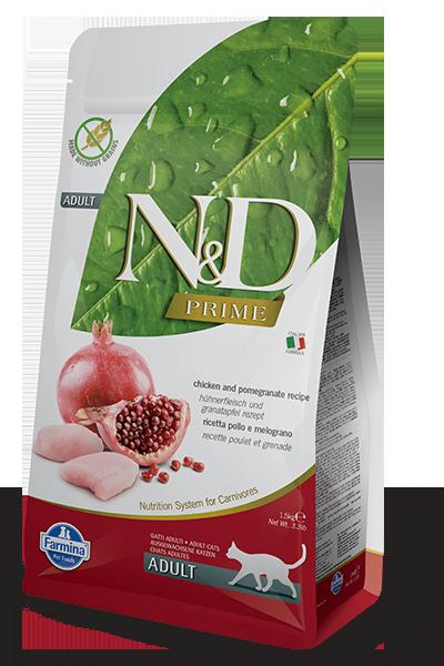 Farmina Prime N&D Natural & Delicious Grain Free Adult