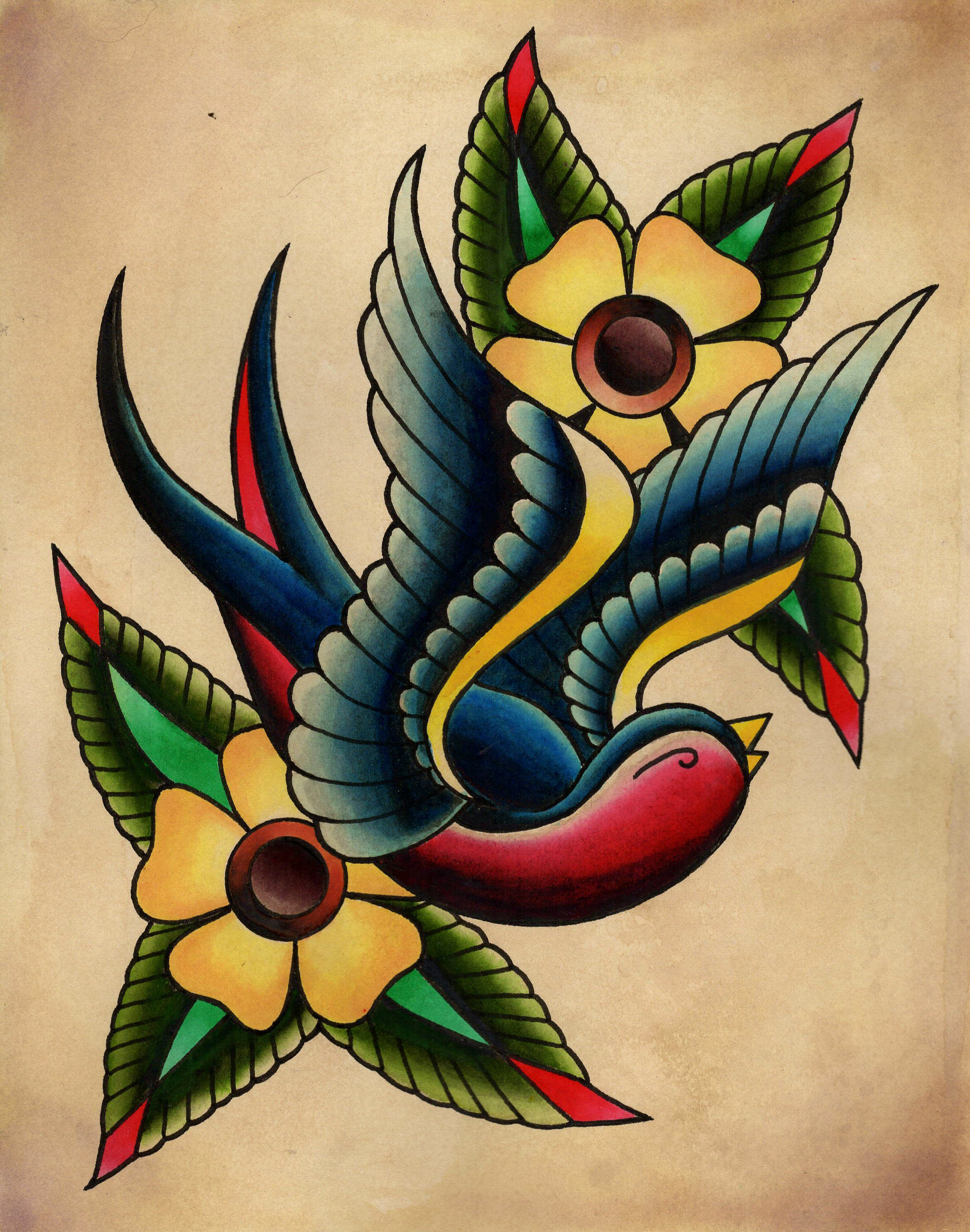 Pin by kent mcknight on traditional tattoo traditional