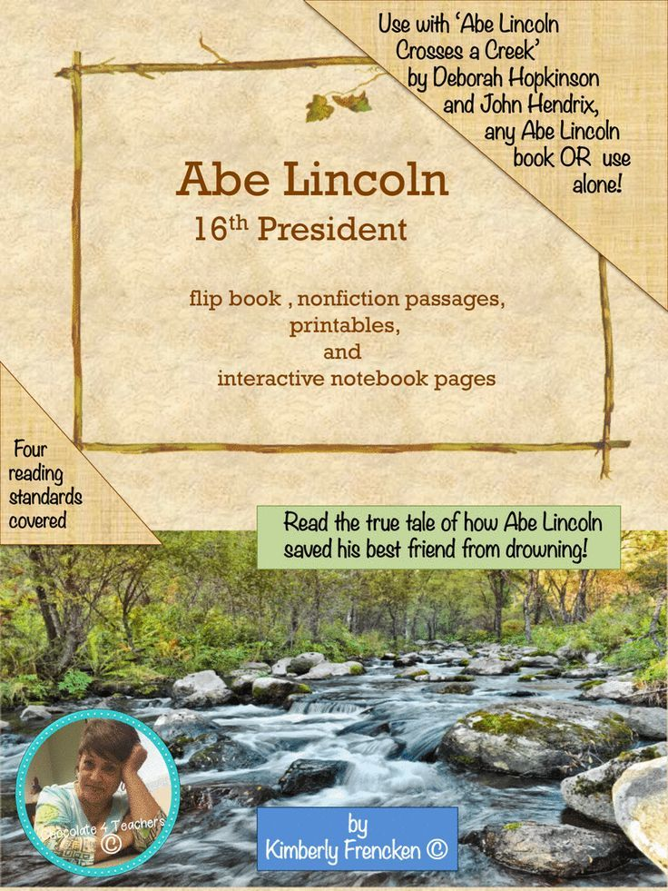 The Tall Tales of Abraham Lincoln and Stories of His Childhood #childhoodfriends