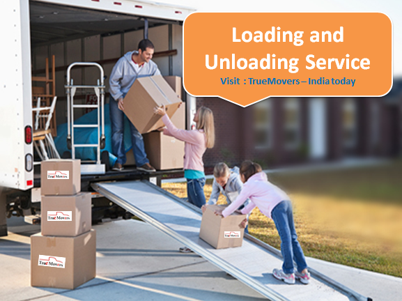 Unloading movers