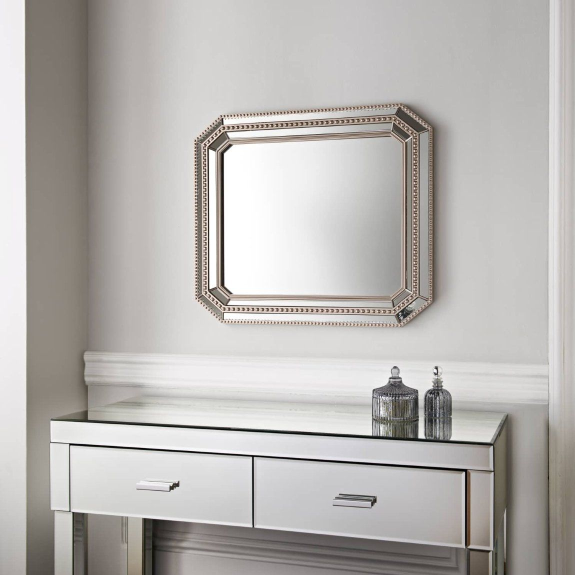 Cosmopolitan Mirror Rose Gold Full Length Mirrors B