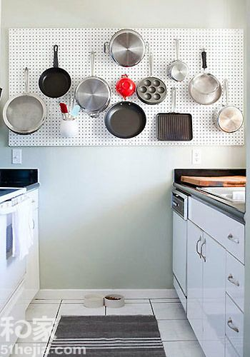 Kitchen Pegboard Appliance Packages Stainless Steel 空間不是問題各種size廚房全解析 廚房 廚房佈置 和家裝修家居網 For