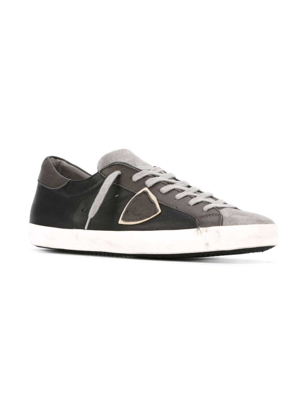 Philippe Model zapatillas clásicas - Negro farfetch PS by PAUL SMITH CALZADO yoox el-beige Cuero gZpoVcH