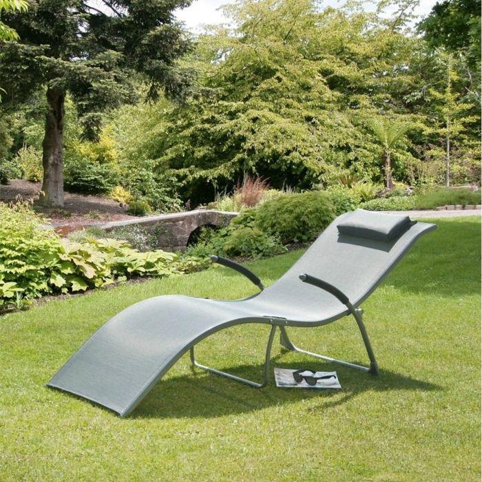 Gartenliege Mehr Relax Und Individuelle Entspannung Im Freien Gartenliege Gartengestaltung Garten