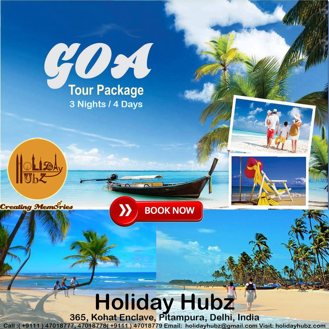 Romantic Holidays in Goa Flight Hotel Meals