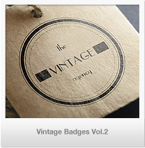 Vintage Labels & Logos Vol.3 | GraphicRiver