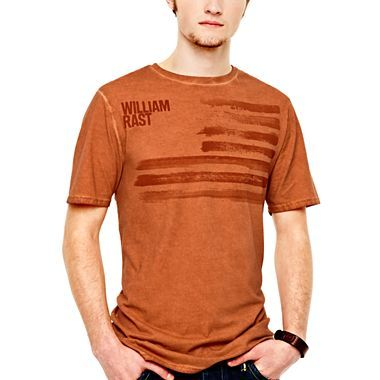 William Rast™ Riley Graphic T-Shirt - jcpenney