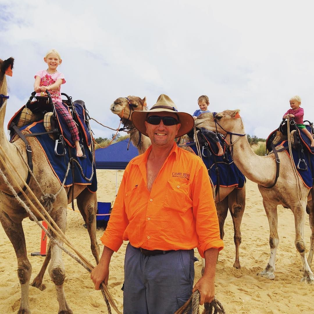 Weatherman says 25 degrees today in #LakesEntrance #EasternBeach it's going to be a BEAUTIFUL day for a ride  see you there!  #australiancamels #camel #camels #thingstodolakesentrance #eastgippsland #eastgippy #loveeastgippy #lakes #camelrides #camelride by australiancamels http://ift.tt/1JtS0vo