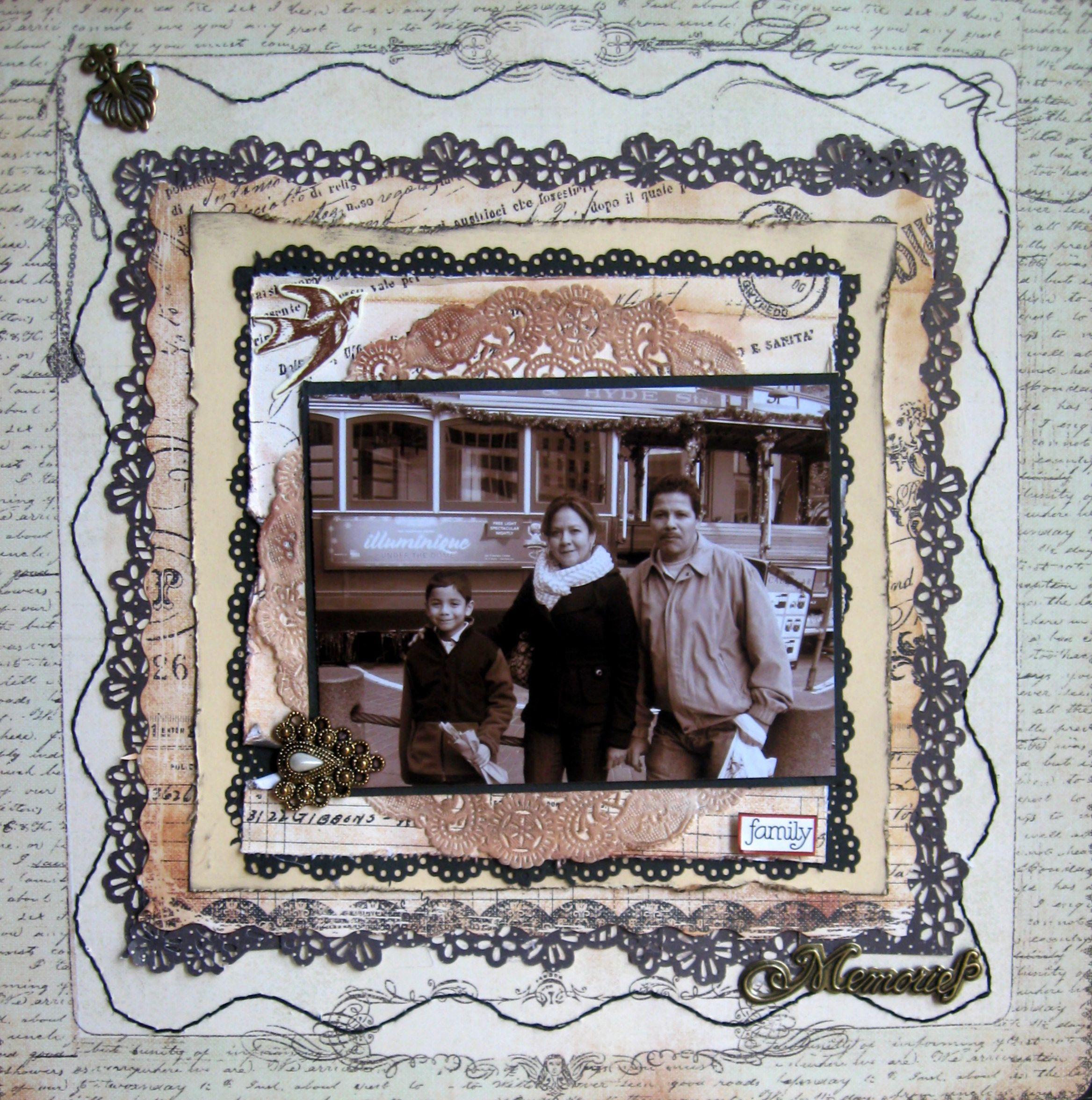 Family memories family memories
