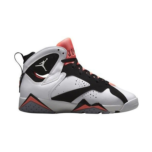 best sneakers ffe7a 8f86d Jordan Retro 7 Girls  Grade School ( 140) ❤ liked on Polyvore featuring  jordans and shoes