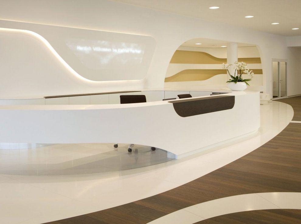 Kaffee partner headquarters 3deluxe store design bureau design accueil et hall for Meuble allemand contemporain