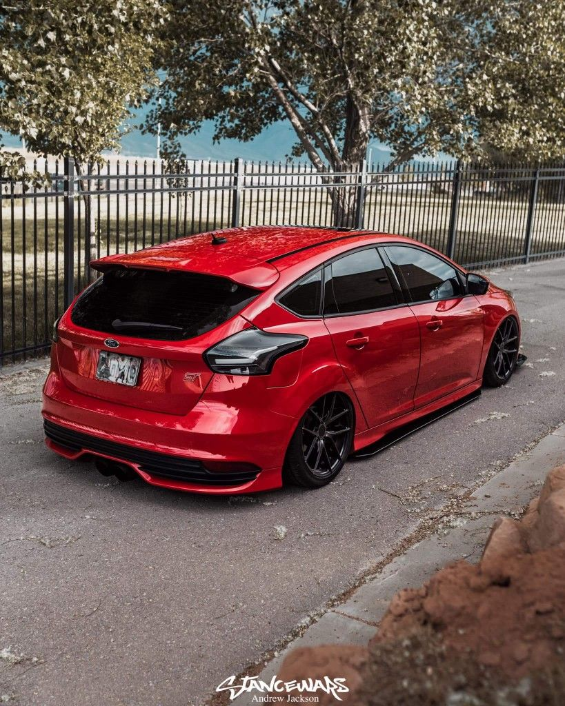 Pin By Ashley Sprecher On Ford Focus Ford Focus St Ford Focus Ford