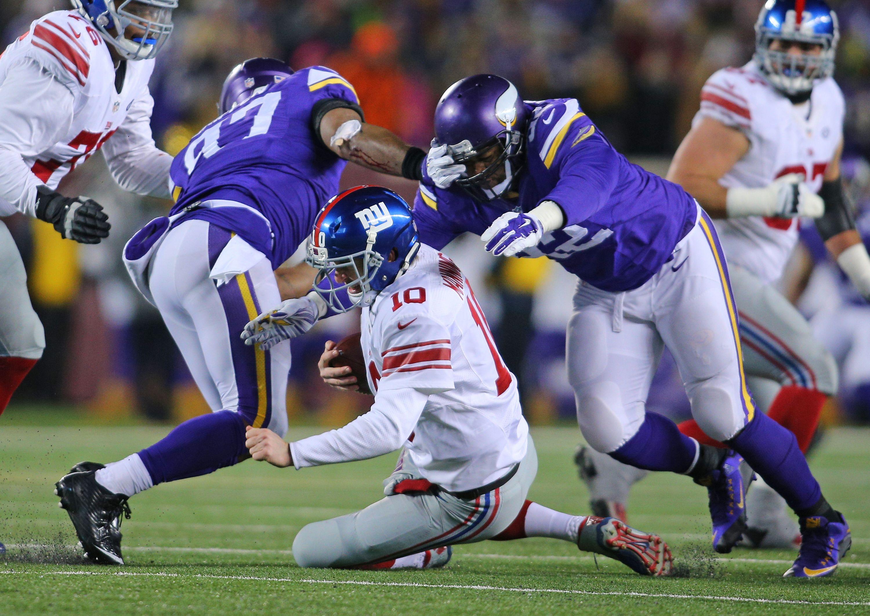Giants vs Vikings Free ATS Experts Prediction 1032016
