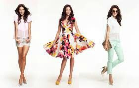 3 beautidul looks