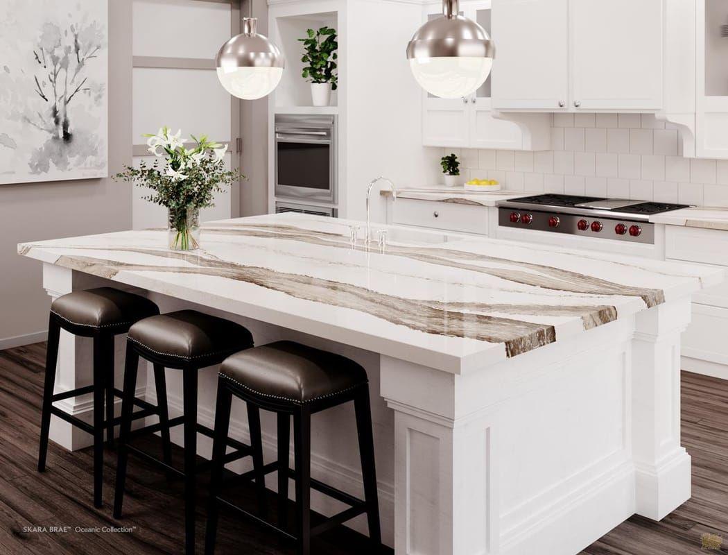 River White Granite Countertops Cost Reviews Kitchen Remodel Countertops White Kitchen Remodeling Kitchen Remodel Small