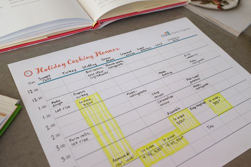 Holiday Planning Printables Holiday planner, Holiday