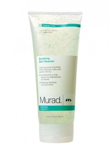 Murad - Redness Therapy - Soothing Gel Cleanser - 200 ml 206,50 DKK