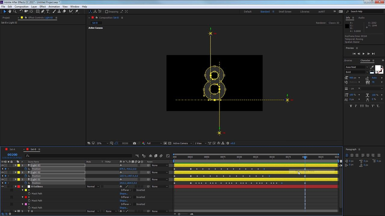 asART  3D & motion graphics