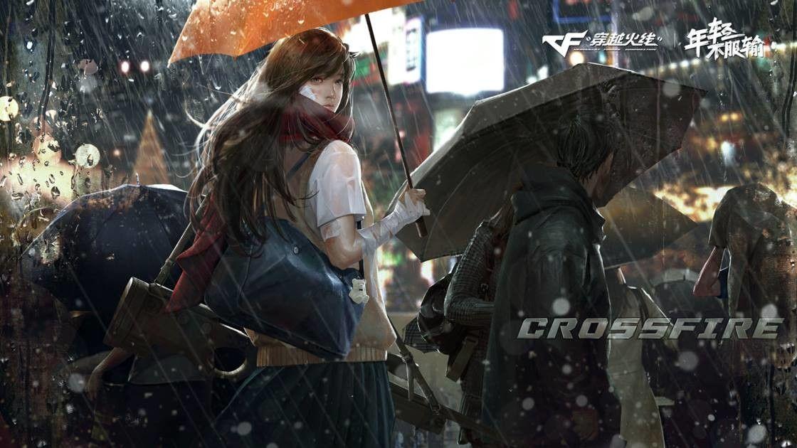 Crossfire_ BL ill, mook eun on ArtStation at https://www.artstation.com/artwork/gVJYP