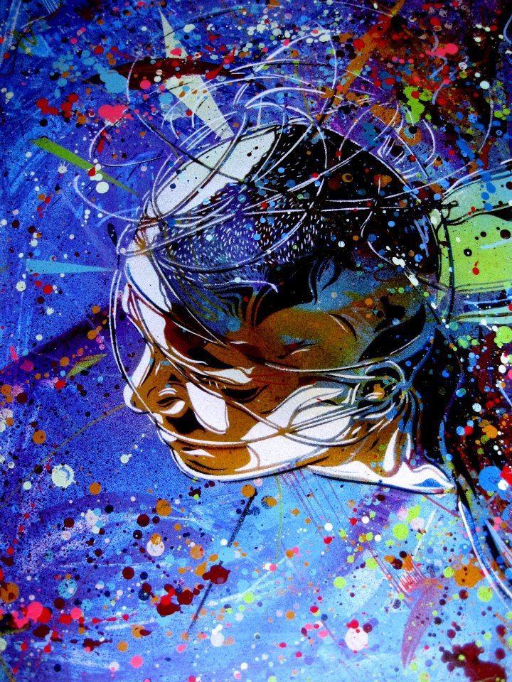 "C215 - ""Lost Mind"""