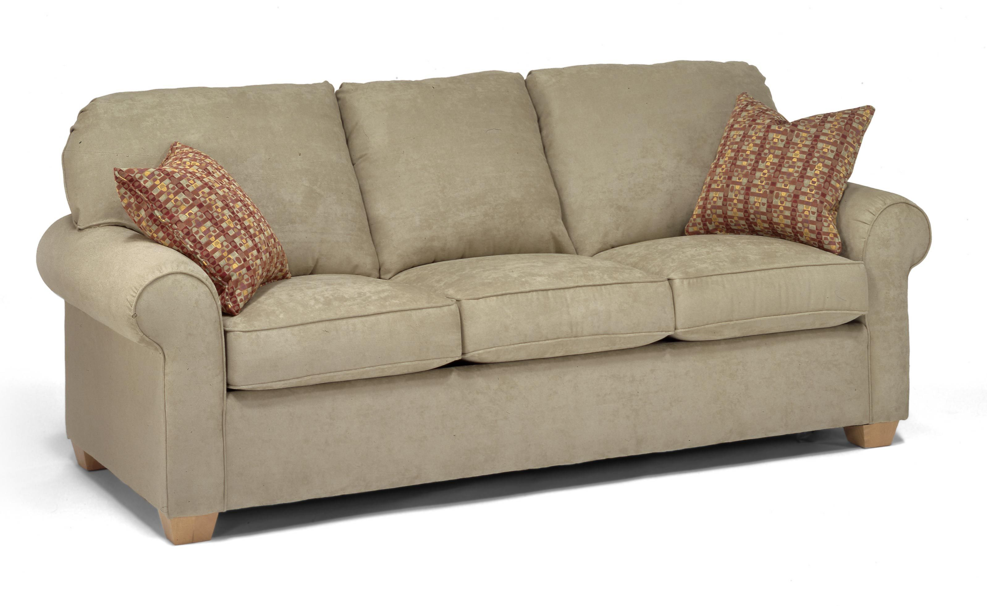 Paige Queen Sleeper 5535 44 Sleeper Sofas from Flexsteel at