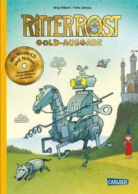ritter rost 1: ritter rost, band 1: goldausgabe   bilderbuch, bücher, schach für kinder