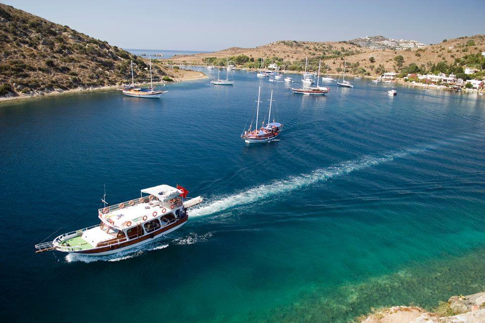 Gumusluk Bay   by Durukos Yachting