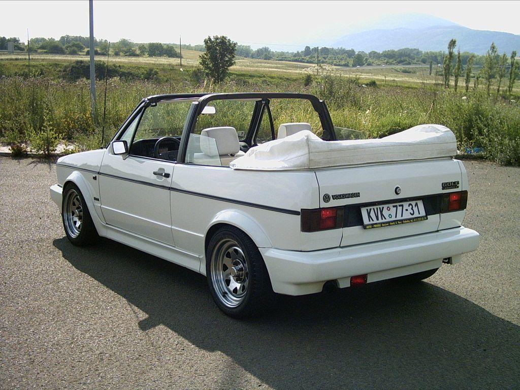 volkswagen golf mk1 cabrio atlanti volkswagen golf mk1. Black Bedroom Furniture Sets. Home Design Ideas