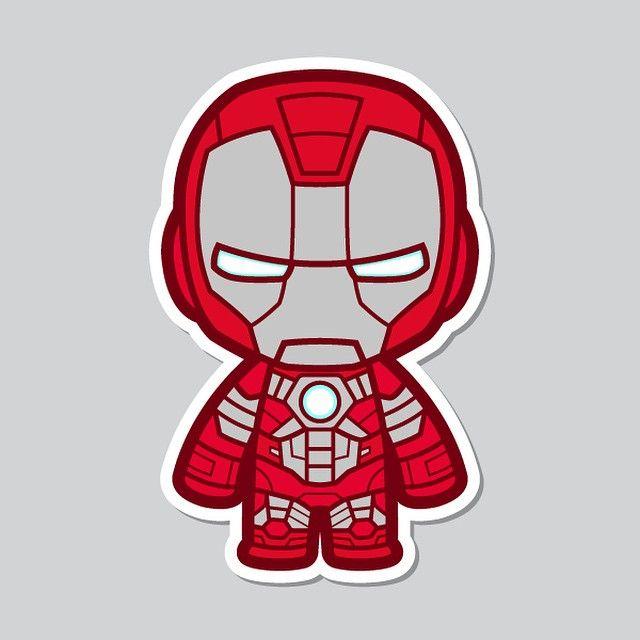 Briefcaseman Mark V Ironman Avengers Tony Stark Tonystark Superhero Marvel Comics Movies S Mvnchk Chibi Marvel Marvel Drawings Avengers Cartoon