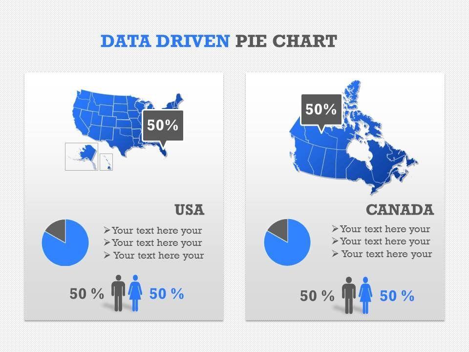 Maps P1 USA Canada Map, Presentation, Text you