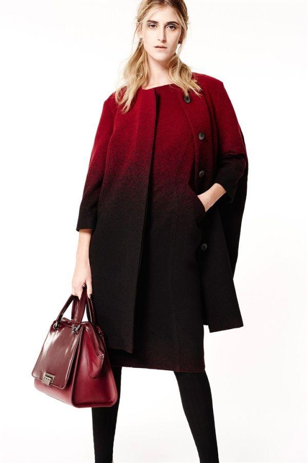 Модные пальто осень-зима 2015-2016: фото. Актуальные ...