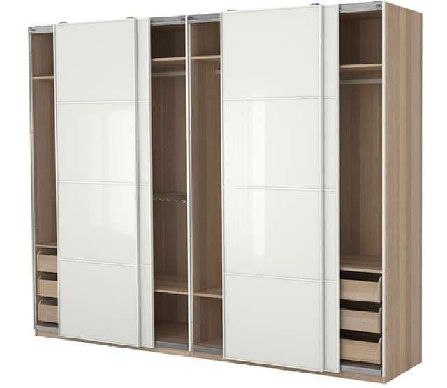 Dispensa Ante Scorrevoli Ikea.Armadi Ikea 2013 Con Ante Scorrevoli Proposte E Soluzioni