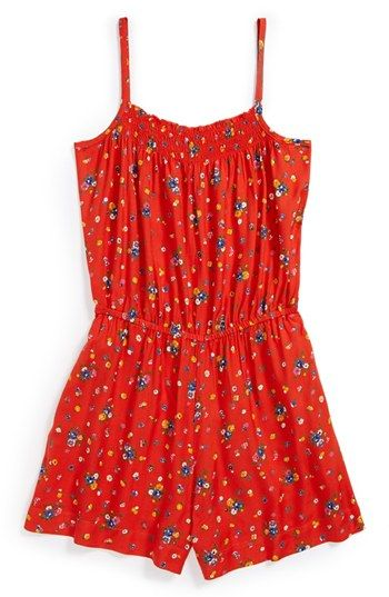 c4a6aa5d3 Johnnie B by Boden 'Mia' Romper (Big Girls) available at #Nordstrom ...
