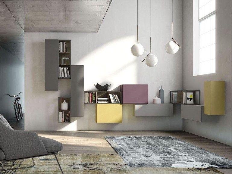 Photo of Galleria foto – Come organizzare una parete attrezzata Foto 35