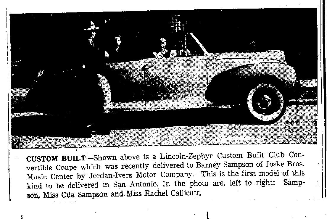 page 46 of: San Antonio Express March 10, 1940