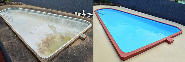 Swimming Pool Paint Renovations Melbourne Poolside Paving Tiling ...
