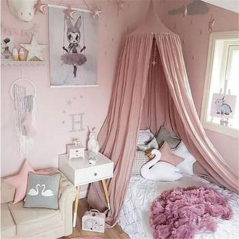 Hanging Bed Canopies   Hanging Bed Canopy Ideas in 2019   Girl room ...
