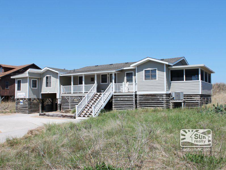 Hurricane Katie 323 A Exterior Outer Banks Vacation Rentals Outer Banks Rentals Outer Banks Vacation